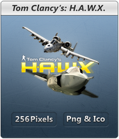 H.A.W.X. - Icon by Crussong