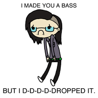 Skrillex by CommonDusty