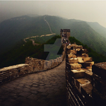 Great Wall of China by Insanity-is-who-I-am