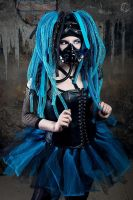Cybergoth III by Tvirinum