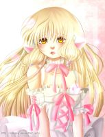 Chii - Chobits by Makavp