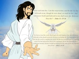 Jesus - The Risen King by FCU777