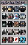 Movies DVD Folder Icons Pack 005 by Omegas82128
