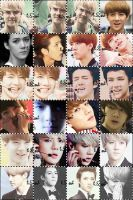 Sehunnie Icon batch #1 by ChannieBaconette