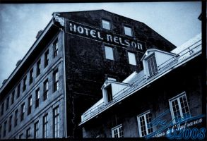 Hotel Nelson Blue by CasePhoto