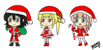 Atelier Musou Orochi Xmas Pack 1 by gaming123456