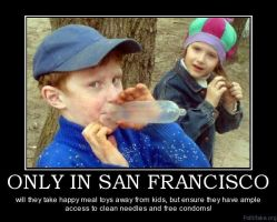 Only in San Francisco by James-Galt