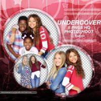Pack png 196:  K.C Undercover by BraveHearts-PNGS