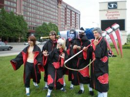 Akatsuki Cosplay by dowtil