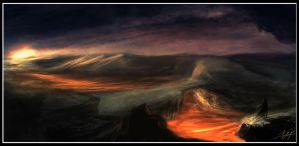 the lava by petera