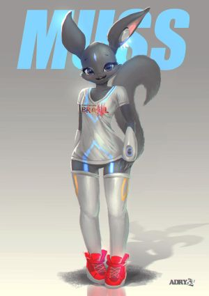 Muss jacket fin by Adry53