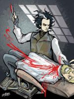 sweeney todd by clemper