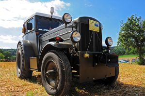 Hanomag Bulldog 62 by vw1956