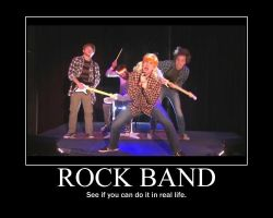 Smosh Rock Band Motivator by htfman114