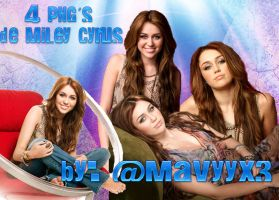 Pack PNG de Miley Cyrus by Mavyyx3