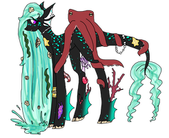 Sea pony Auction [CLOSED] by togekissuadopts