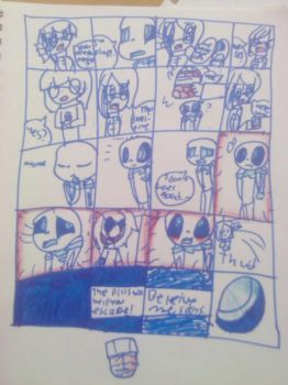 Sans Bow page 1 by lovie5678