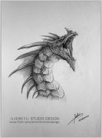 Dragon by Almirith7
