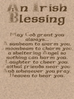 Old Irish Blessing by TheGrayson