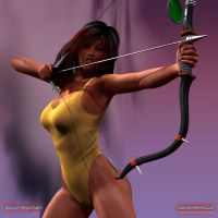 Bow Woman 2 by Seaview123