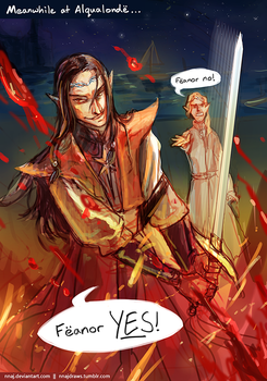 Feanor No by nnaj