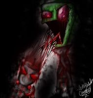 OMG THE BLOOD AND GORE by SuperRibbonGirl