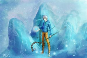 Jack Frost by 8Bpencil