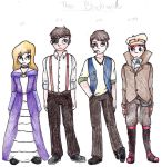 The Blackwells by GirlWithTheGreenHat
