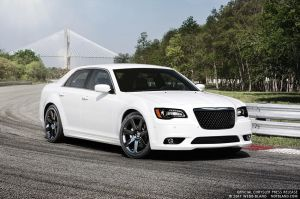 2012 300 SRT8 8 - Press Kit by notbland