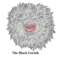 The Black Gorath by Dinalfos5