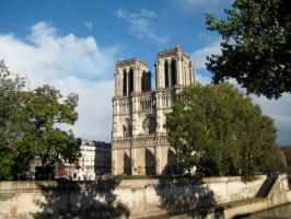 Notre Dame by JustinAnfuso
