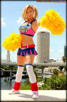 Lollipop Chainsaw - Juliet Starling 09 by k-MorrigaN