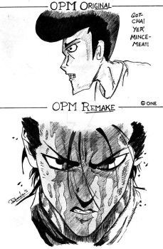 OPM Artwork Transition by Remus-and-Romulus