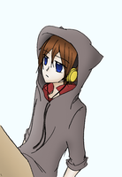 Hoodie by HowlsInTheDistance