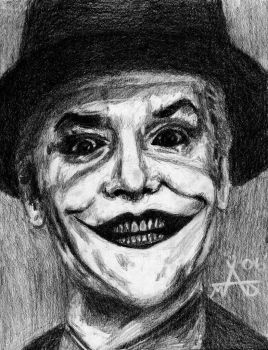 The Joker by Murdertz