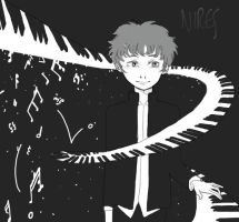 Piano Hands1 by M-Nires