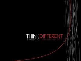 Think different 1 by gerar2