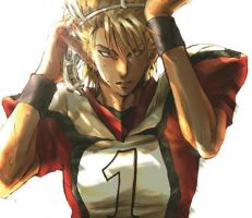 hiruma by denitopr