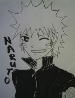 Naruto Sketch by rrs