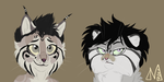 Fursonas by Manulfacture