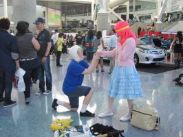 anime expo 2011 by LenoreAndSammy