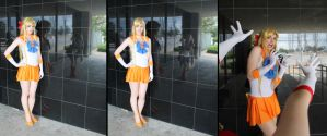 Your Biggest Fan : Sailor Moon by Lossien