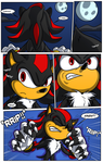 Chaos Uncontrolled page 1 by Black-rat