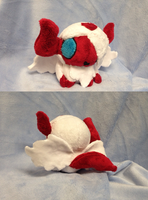 Shiny Mega Absol Palm Plush by GlacideaDay