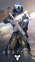 Destiny Warlock Wallpaper For Mobile by GamingWallpapers