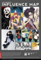 Influence Map by EphemeralComic