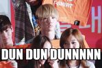 SHINee Macro:.Death Stare of The Diva.: by xrinnn