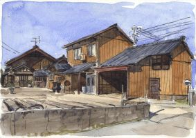 Niigata 02 - Family House by olivier2046