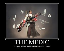 TF2 - Medic Motivational by Isreali-Freak-Devi