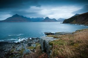 Elgol - 1 by RevelationSpace